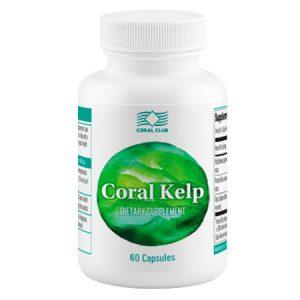 Integratori ricchi di iodio Coral Kelp