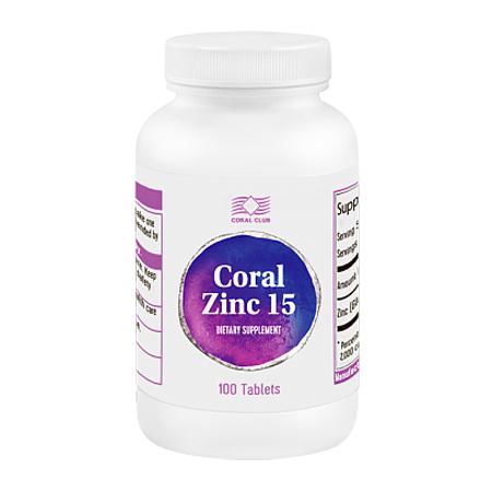 Coral Zinc integratore alimentare universale