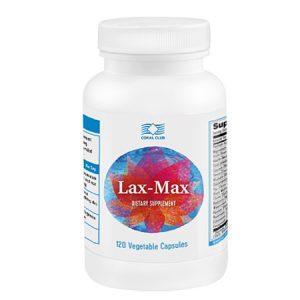 Lax-max delicato lassativo naturale