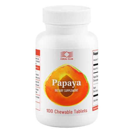 Fermenti naturali Papaya
