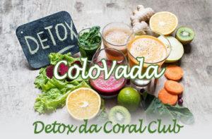 Detox Colovada programma di depurazione organismo