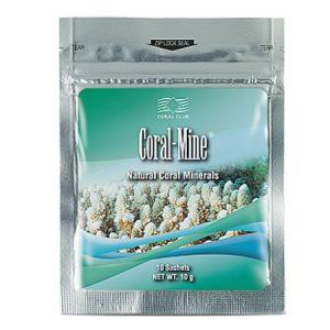 Coral-mine per abbassare la glicemia Coral Club