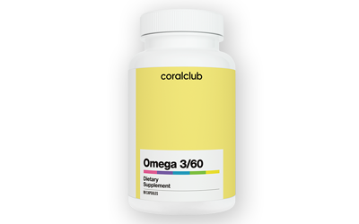 omega-3 coral club