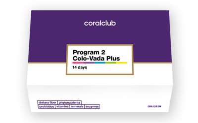 Colo Vada plus Coral Club