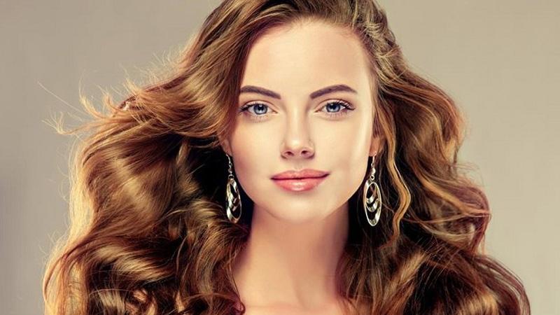 Sogno di avere capelli unghie pelle belli e luminosi