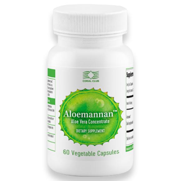 Aloemann integratore di aloe vera