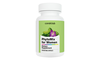 Phytomix per le donne in menopausa