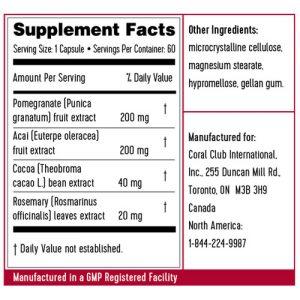 Aquaox Integratore alimentare antiossidanti