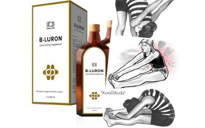 B Luron Coral Club
