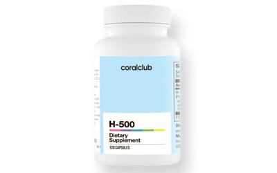 H-500 Coral Club antiossidante