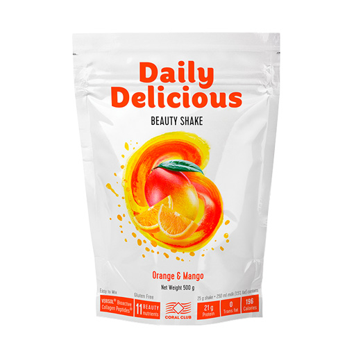 Daily Deliciuos mango