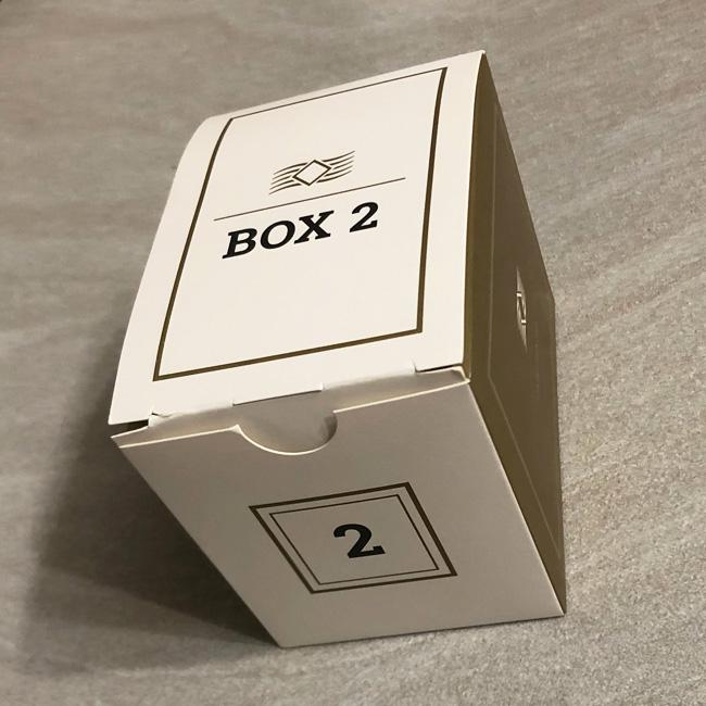 Cosa contiene il programma Intestino sano box 2