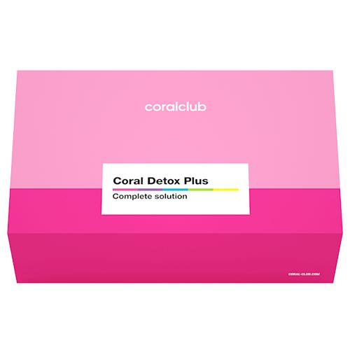 Coral Detox plus
