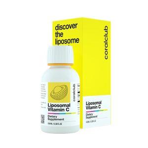 Liposomiale vitamina C